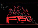 Ford F-150 LED Neon Sign Electrical - Red - TheLedHeroes