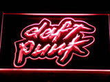 Daft Punk Discovery LED Sign - Red - TheLedHeroes