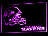 FREE Baltimore Ravens (4) LED Sign - Purple - TheLedHeroes