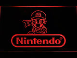 FREE Nintendo Mario 3 LED Sign - Red - TheLedHeroes