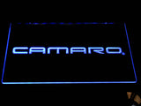 FREE Chevrolet Camaro LED Sign - Blue - TheLedHeroes
