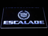 Cadillac Escalade LED Neon Sign USB - White - TheLedHeroes