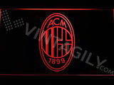 AC Milan LED Sign - Red - TheLedHeroes