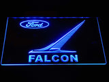 FREE Ford Falcon LED Sign - Blue - TheLedHeroes