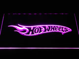 FREE Hot Wheels LED Sign - Purple - TheLedHeroes