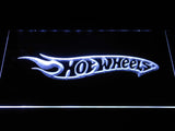 FREE Hot Wheels LED Sign - White - TheLedHeroes