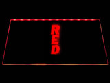 FREE Red LED Sign - Red - TheLedHeroes