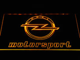 FREE Opel LED Sign - Yellow - TheLedHeroes