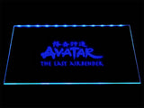 Avatar: The Last Airbender LED Neon Sign USB - Blue - TheLedHeroes