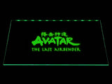 Avatar: The Last Airbender LED Neon Sign USB - Green - TheLedHeroes