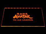Avatar: The Last Airbender LED Neon Sign USB - Orange - TheLedHeroes