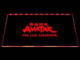 Avatar: The Last Airbender LED Neon Sign USB - Red - TheLedHeroes