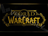 World of Warcraft LED Sign - Yellow - TheLedHeroes