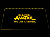 Avatar: The Last Airbender LED Neon Sign USB - Yellow - TheLedHeroes