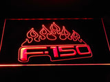 Ford f150 LED Neon Sign Electrical - Red - TheLedHeroes