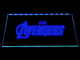 The Avengers (2) LED Neon Sign USB - Blue - TheLedHeroes