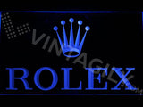 Rolex LED Neon Sign USB - Blue - TheLedHeroes