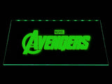The Avengers (2) LED Neon Sign USB - Green - TheLedHeroes