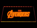 The Avengers (2) LED Neon Sign USB - Orange - TheLedHeroes