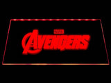 The Avengers (2) LED Neon Sign USB - Red - TheLedHeroes