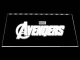 The Avengers (2) LED Neon Sign USB - White - TheLedHeroes