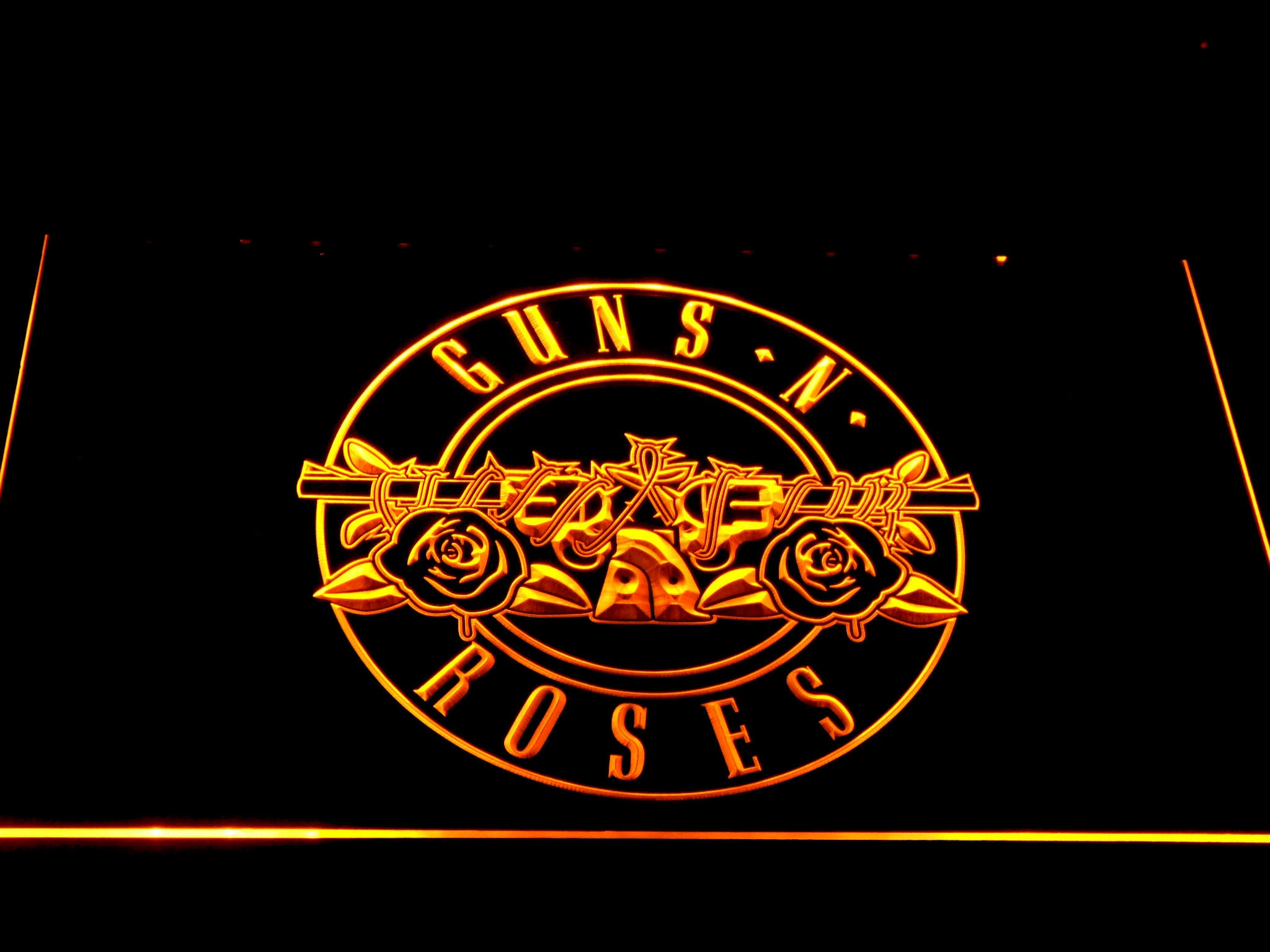 Free Guns N Roses Led Sign The Perfect Gift For Your Room Or Cave