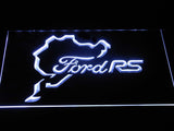 Ford RS LED Neon Sign Electrical - White - TheLedHeroes