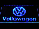 FREE Volkswagen LED Sign - Blue - TheLedHeroes