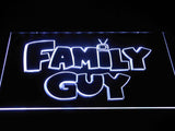 Family guy (2) LED Neon Sign USB - White - TheLedHeroes