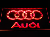 FREE Audi LED Sign - Red - TheLedHeroes