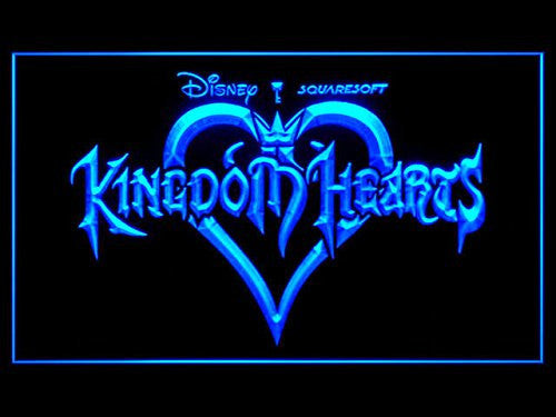 Kingdom Hearts Sora Video Games LED Sign