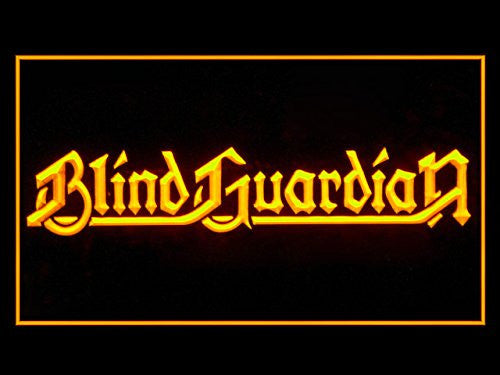 Blind Guardian LED Sign - Multicolor - TheLedHeroes