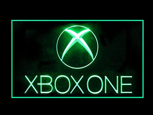XBOX ONE LED Sign - Green - TheLedHeroes