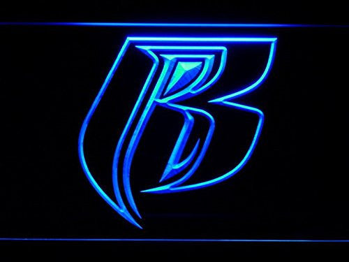 Ruff Ryders LED Sign - Blue - TheLedHeroes