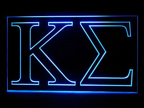 Kappa Sigma Fraternity LED Sign - Blue - TheLedHeroes
