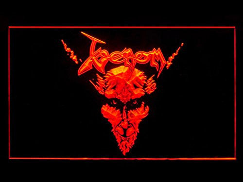 Venom Bar LED Sign - Red - TheLedHeroes