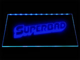 FREE Superbad LED Sign - Blue - TheLedHeroes