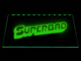 FREE Superbad LED Sign - Green - TheLedHeroes