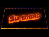 FREE Superbad LED Sign - Orange - TheLedHeroes
