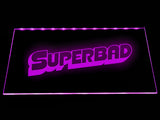 FREE Superbad LED Sign - Purple - TheLedHeroes
