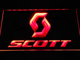 Scott LED Neon Sign USB - Red - TheLedHeroes