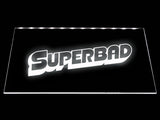 FREE Superbad LED Sign - White - TheLedHeroes