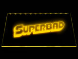 FREE Superbad LED Sign - Yellow - TheLedHeroes