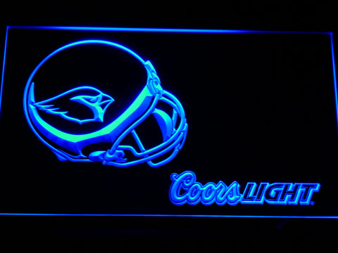Arizona Cardinals Coors Light LED Sign -  - TheLedHeroes