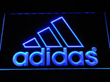 FREE Adidas LED Sign - Blue - TheLedHeroes