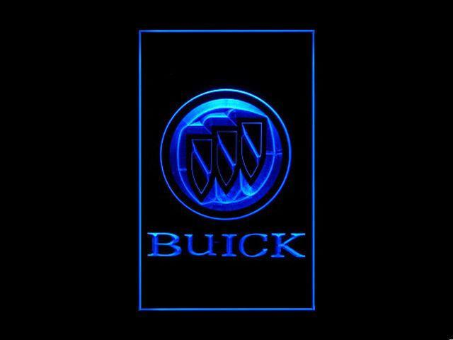 Buick LED Neon Sign Electrical - Blue - TheLedHeroes