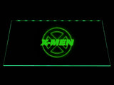 FREE X-Men LED Sign - Green - TheLedHeroes