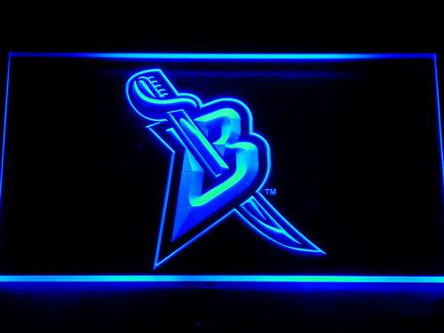 Buffalo Sabres (3) LED Neon Sign USB - Blue - TheLedHeroes