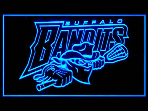 Buffalo Bandits LED Sign
