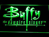 Buffy the Vampire Slayer Movie LED Sign - Green - TheLedHeroes